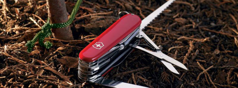 victorinox swiss army swiss champ review