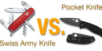 swiss army knife vs pocket knife