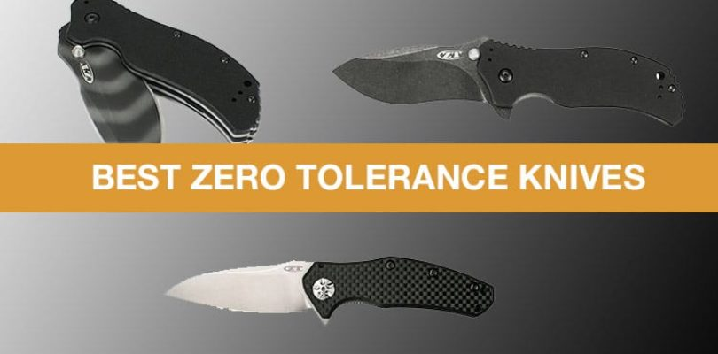 best zero tolerance knives