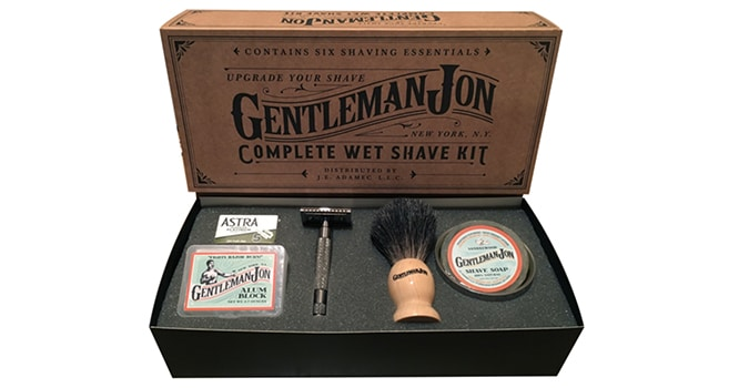 Gentleman Jon Shave Kit
