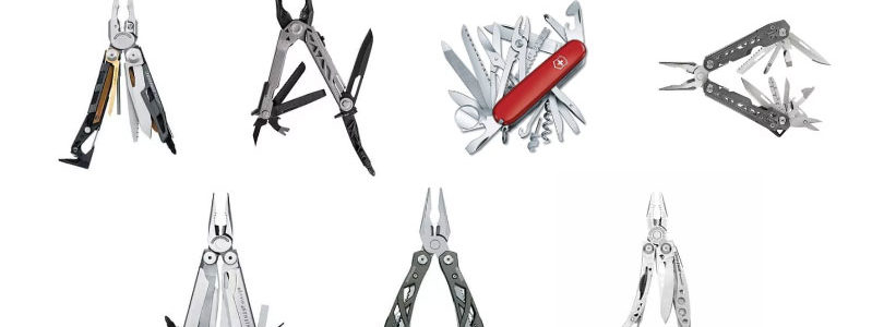 the 7 top everyday carry multitools