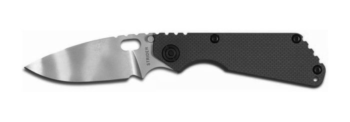 black g10 strider sng
