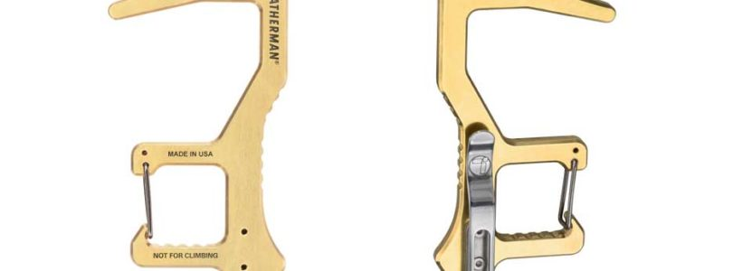 leatherman clean contact carabiner