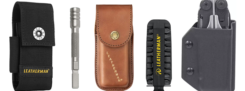 best leatherman accessories