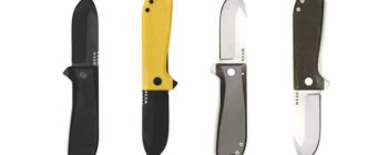 WESN Allman Pocket Knife