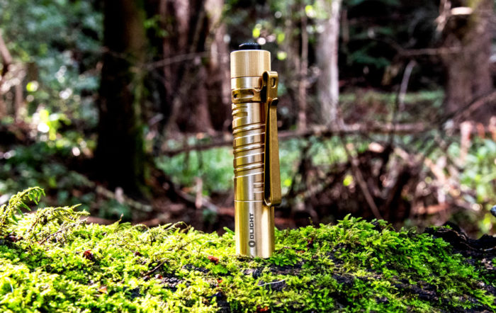 olight i5t-eos-brass review